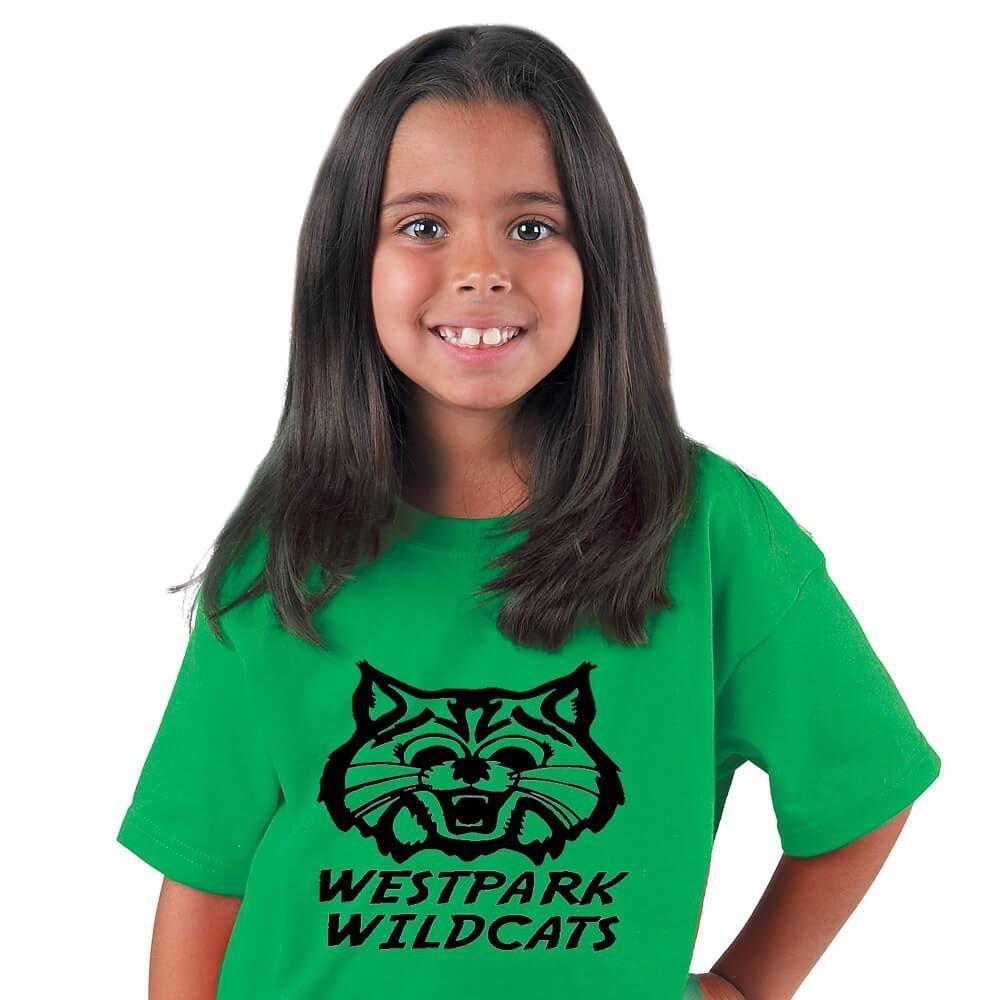 Gildan® Youth Heavy Cotton Short Sleeve T-Shirt - Personalization Available