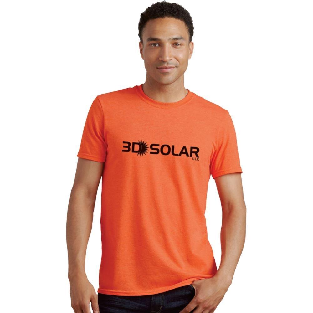 Gildan® Men's Heavy Cotton Short Sleeve T-Shirt: Premium Colors - Silkscreen Personalization Available