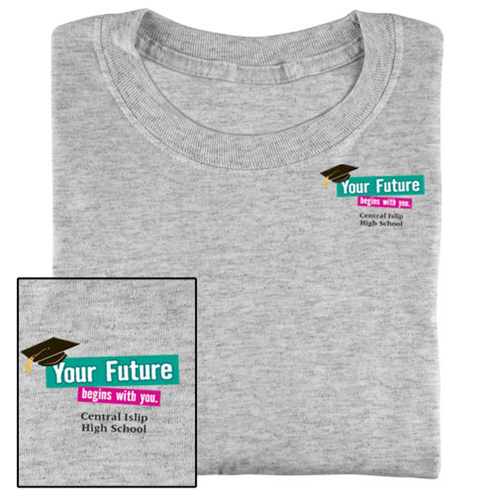 Your Future Begins With You T-Shirt - Personalization Available