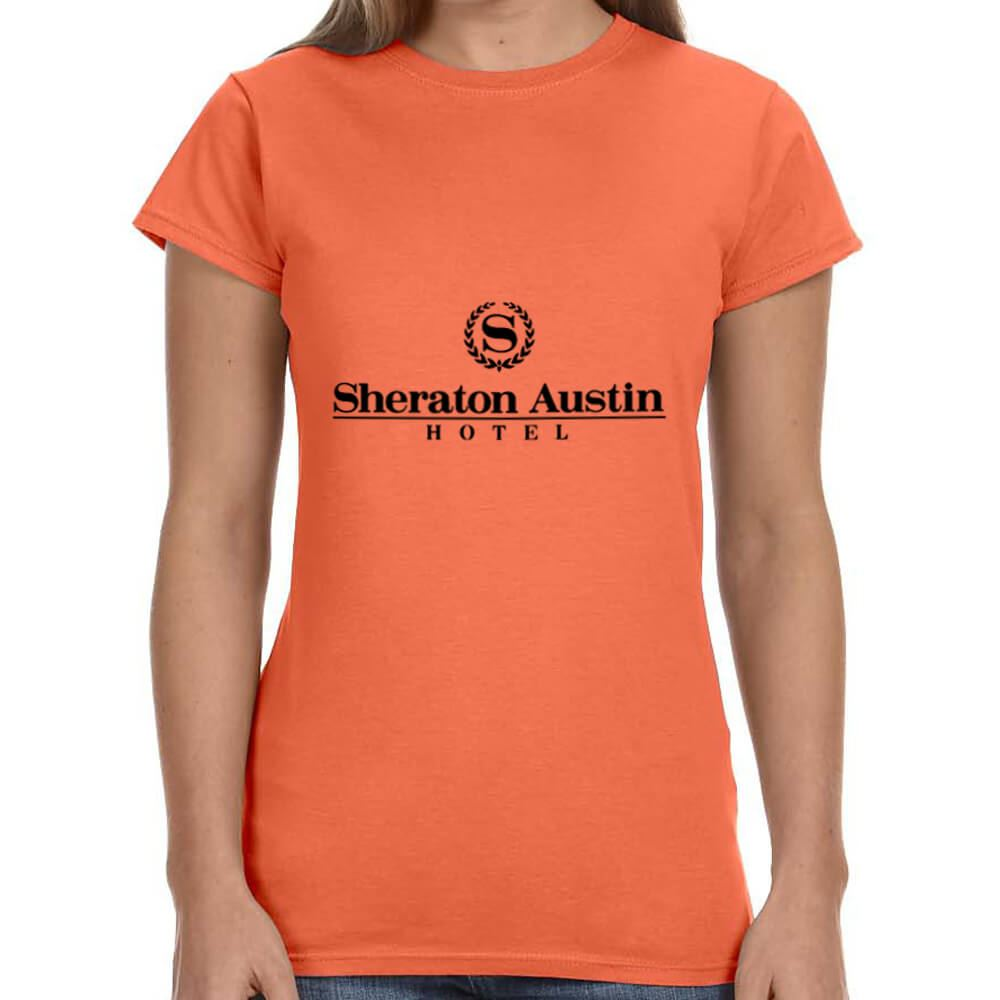 Women's Gildan® Softstyle® T-Shirt - Personalization Available