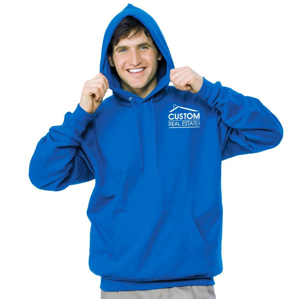 Jerzees® Adult Nublend Hooded Sweatshirt - Personalization Available