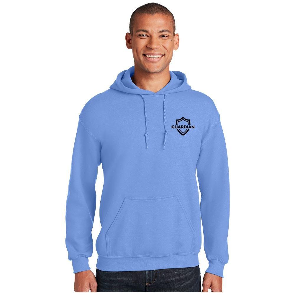 Gildan® Heavy Blend® Hooded Sweatshirt Premium Colors - Screenprinted Personalization Available