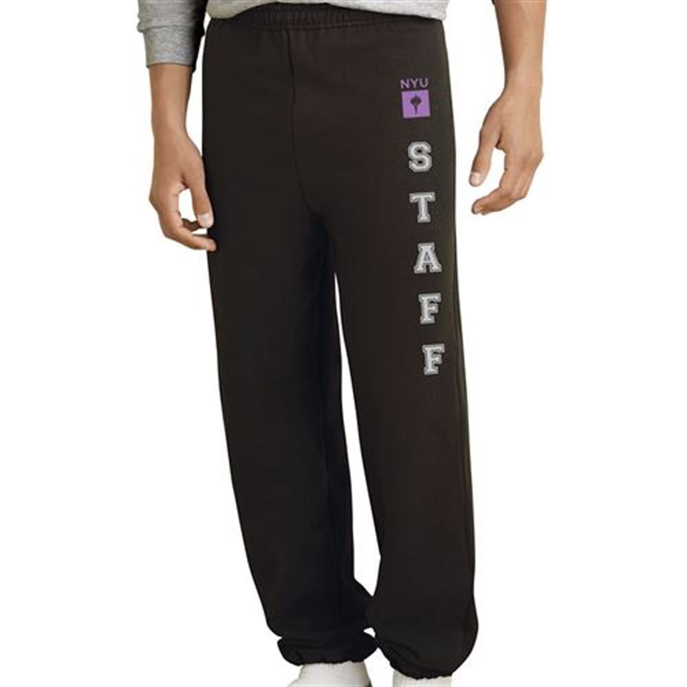 Gildan® Heavy Blend™ 8-oz. Men's 50/50 Sweatpants - Silkscreen Personalization Available