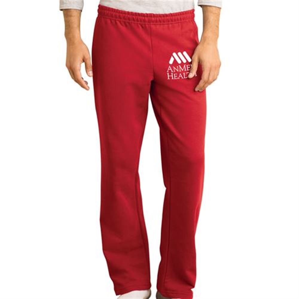 Gildan® Heavy Blend™ 8-oz. Men's Sweatpants With Slightly Tapered Leg - Silkscreen Personalization Available