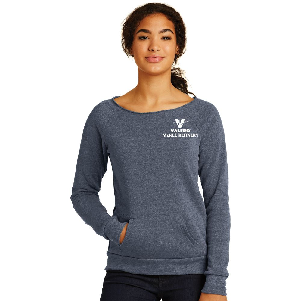 Women's Alternative® Maniac Eco-Fleece - Silkscreen Personalization Available