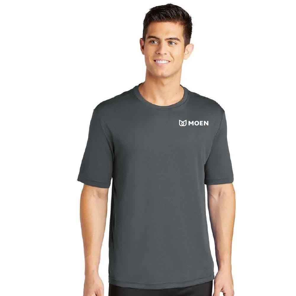 Sport-Tek® Men's Competitor T-Shirt - Silkscreen Personalization Available
