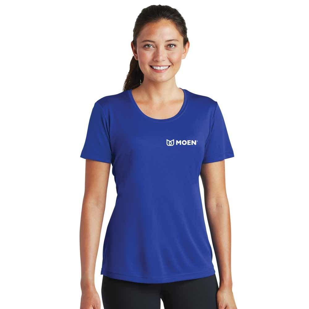 Sport-Tek® Women's Competitor T-Shirt - Silkscreen Personalization Available