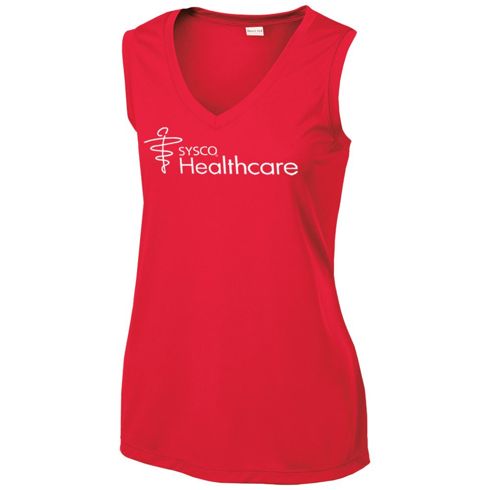 Women's Sport-Tek® Competitor PosiCharge Sleeveless T-Shirt - Personalization Available