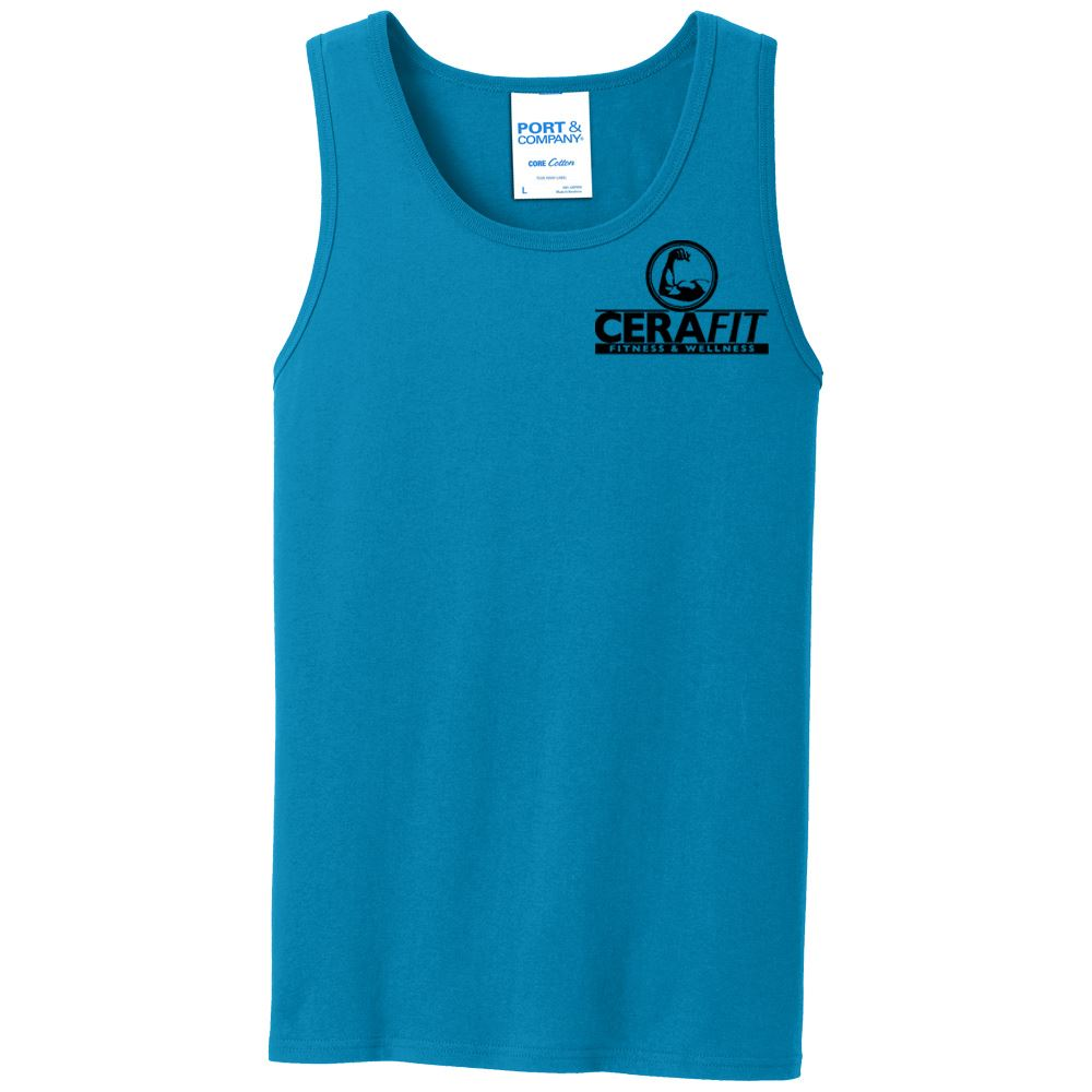 Port & Company® Men's Core Cotton Tank - Personalization Available