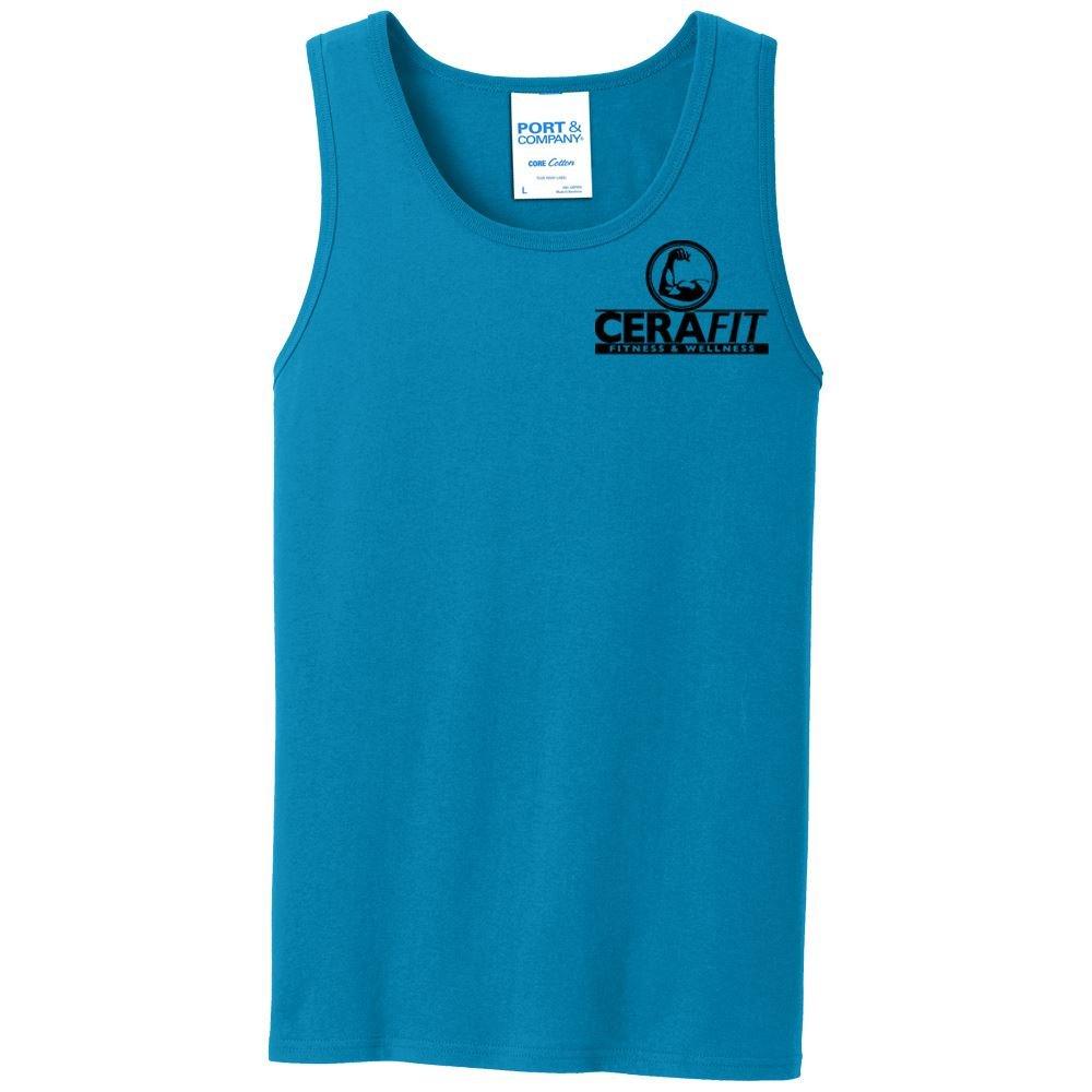 Port & Company® Men's Core Cotton Tank - Personalization Available