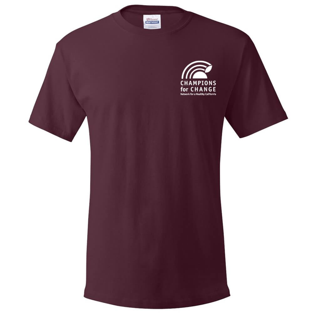 Hanes® ComfortSoft® Adult T-Shirt - Personalization Available