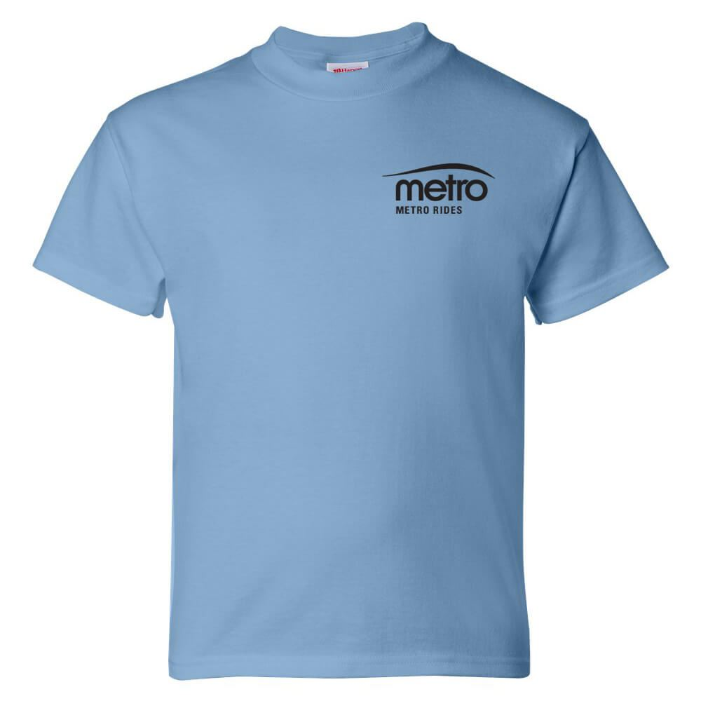 Hanes® ComfortSoft® Youth T-Shirt - Personalization Available
