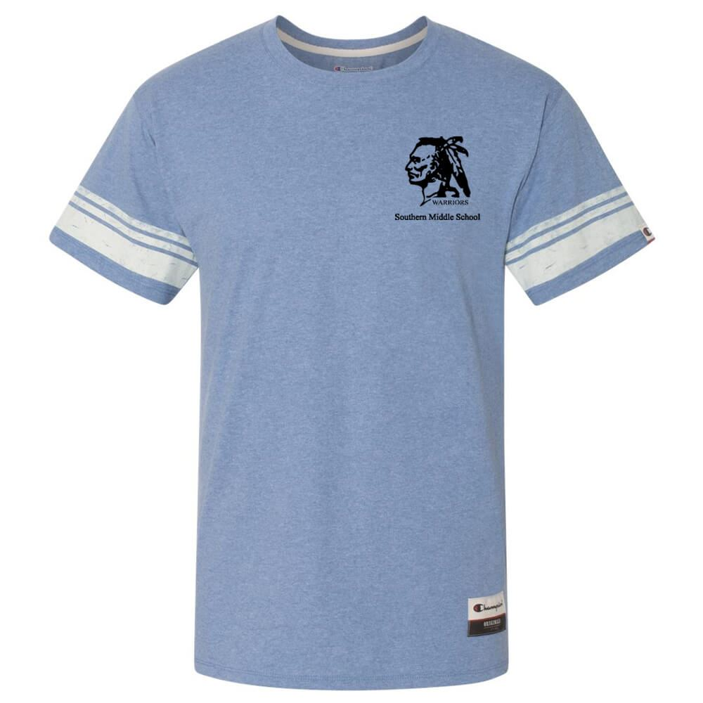 Champion® Men's Triblend Varsity Tee - Personalization Available
