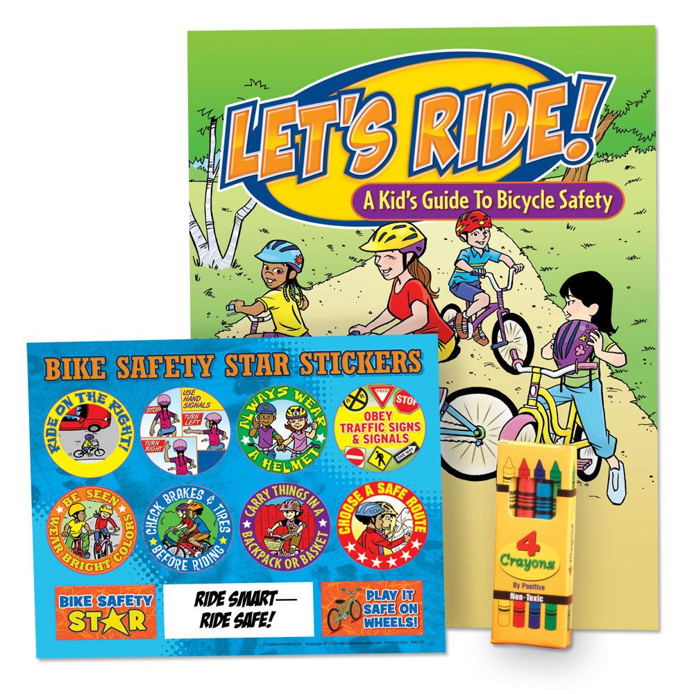 Let's Ride! Grades 3-5 Value Kit