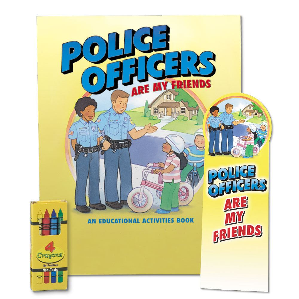 Police Officers Are My Friends Value Kit