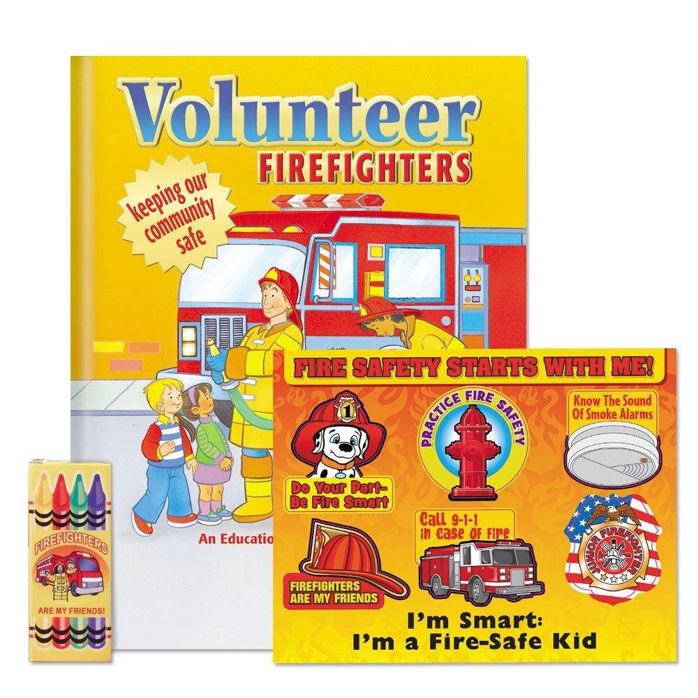 Volunteer Firefighters 99¢ Value Kit