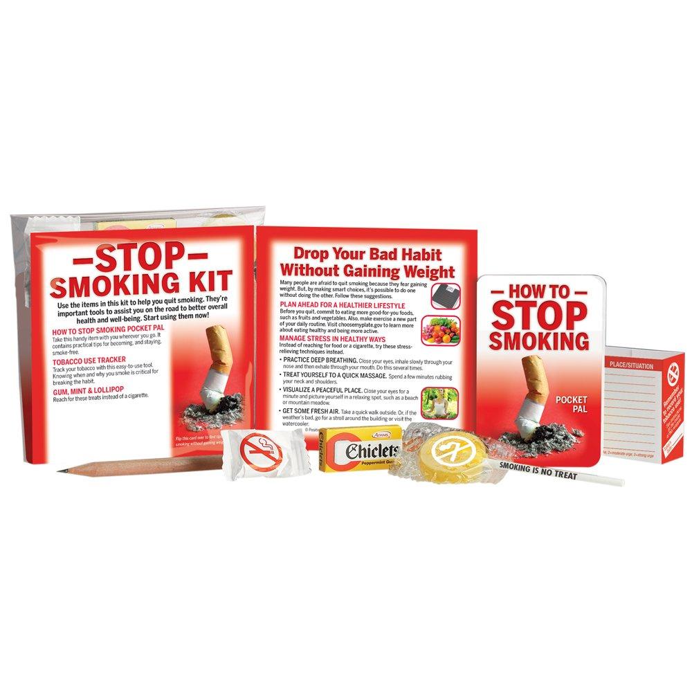 Quit smoking kits