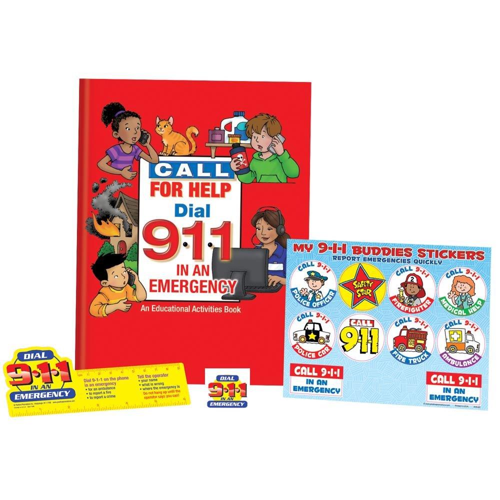 Dial 9-1-1 In An Emergency Kit