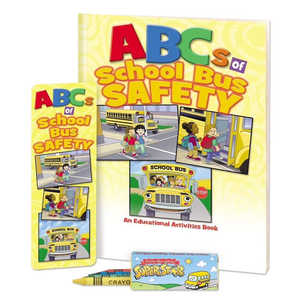 ABCs Of School Bus Safety Grades Pre-K - 1 Value Kit