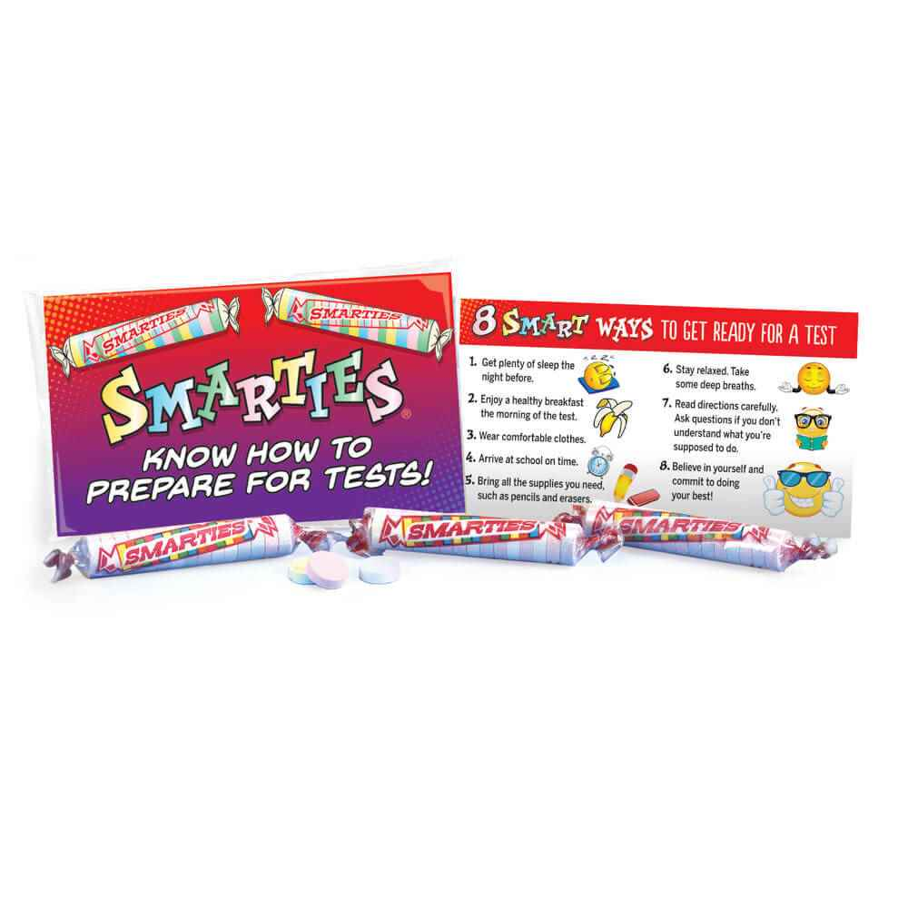 Smarties® Know How To Prepare For Tests 25-Piece Treat Pack