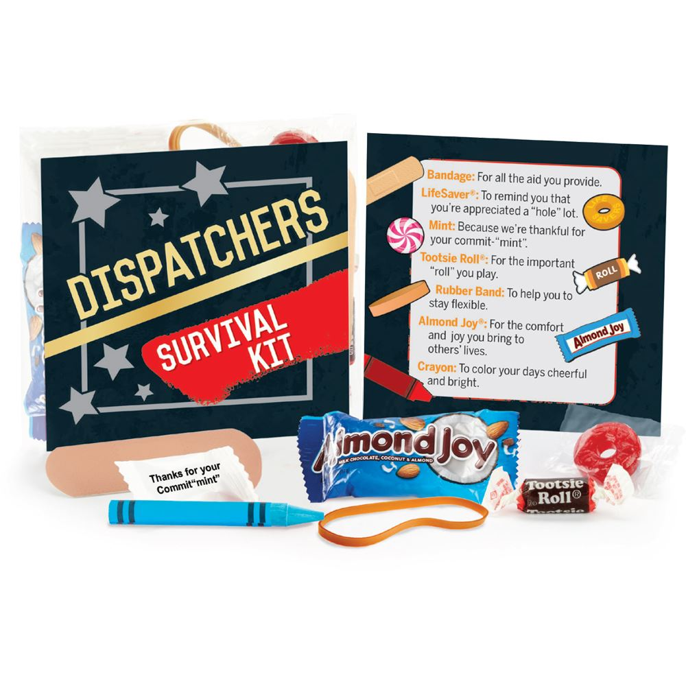 Dispatchers Survival Kit | Positive Promotions
