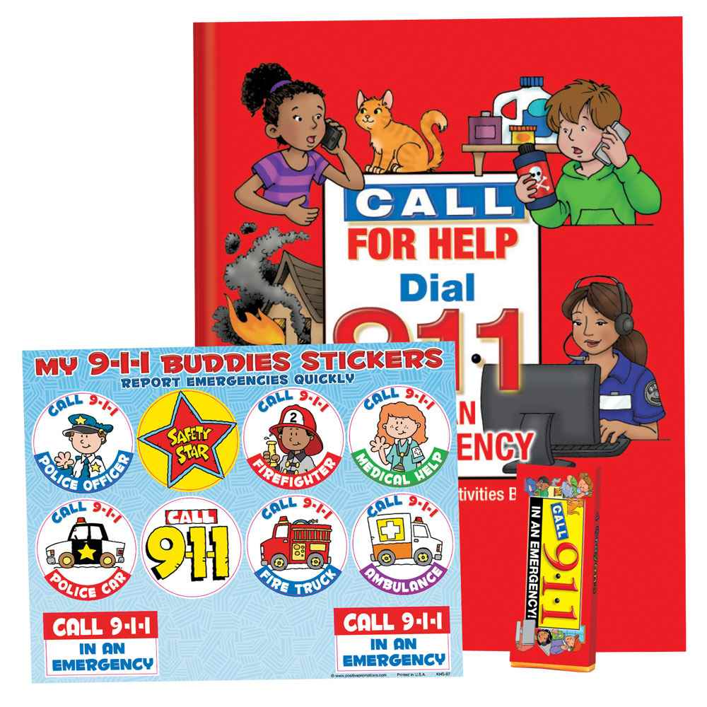 Dial 911 In An Emergency Value Kit