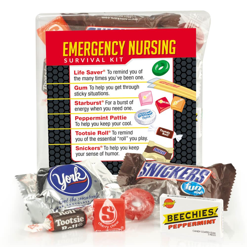 Emergency Nursing Survival Kit
