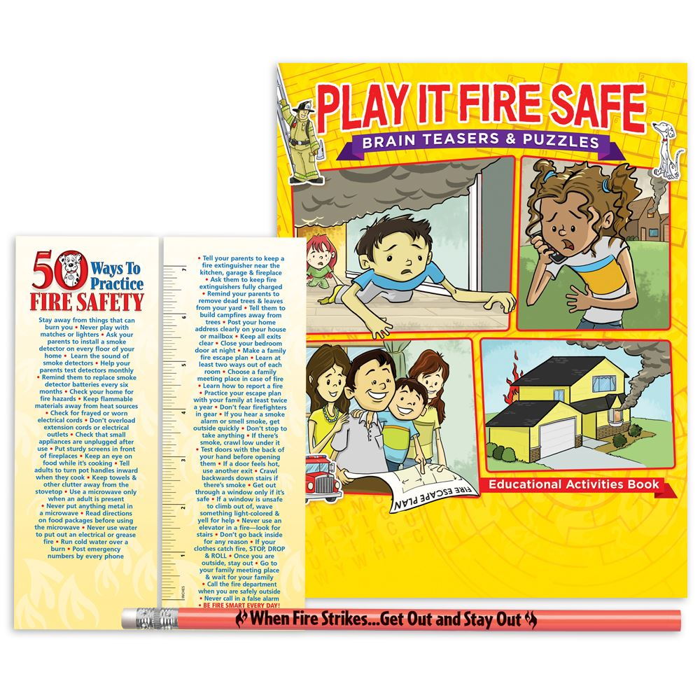 Play It Fire Safe Grades 5-6 Value Kit