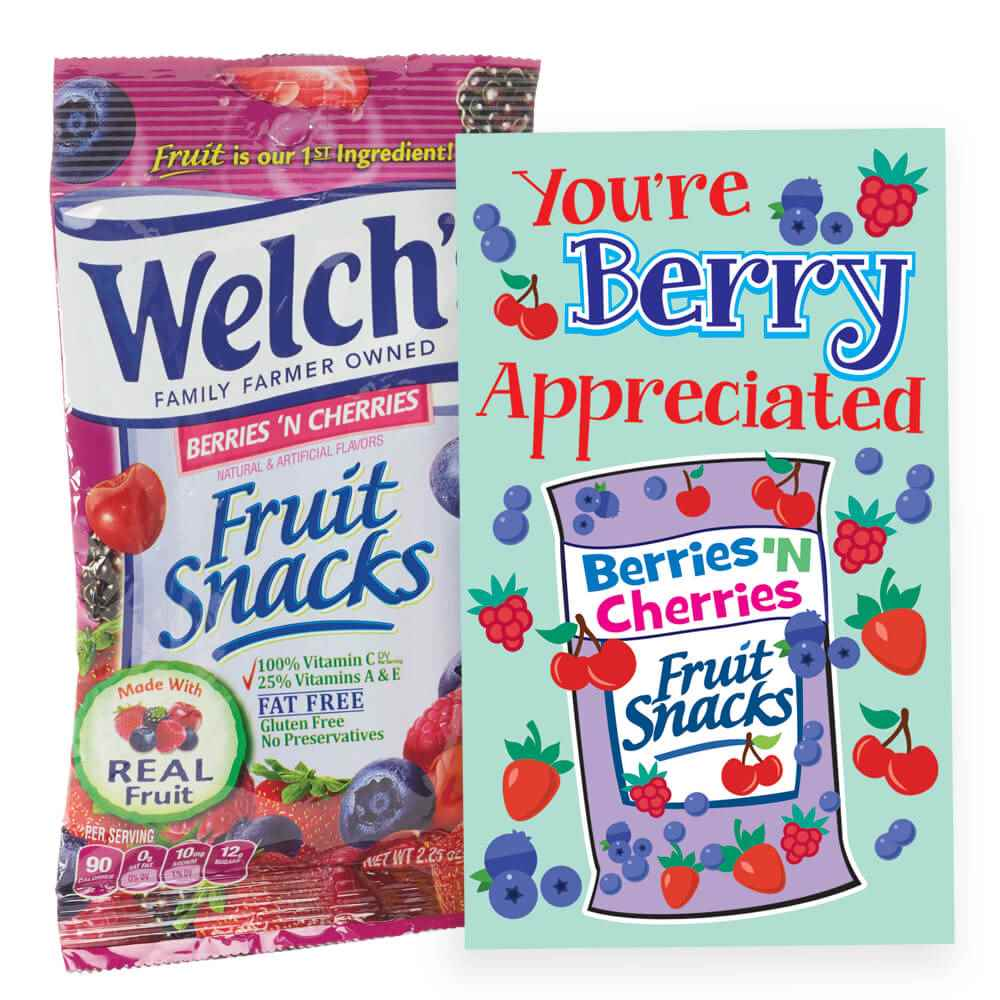 You're Berry Appreciated Treat Pack