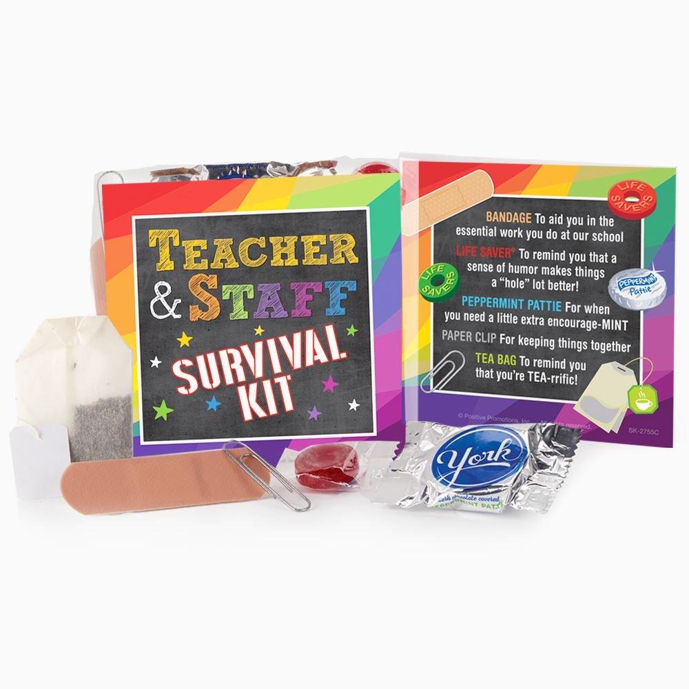 Teacher & Staff Survival Kit
