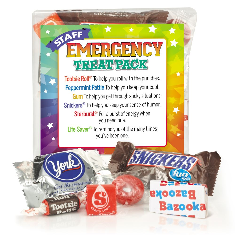 Staff Emergency Treat Pack