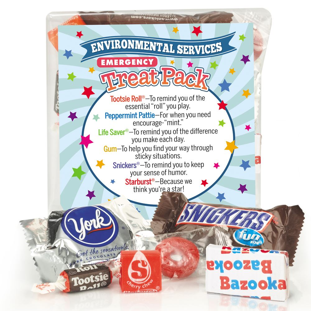 Environmental Services Emergency Treat Pack