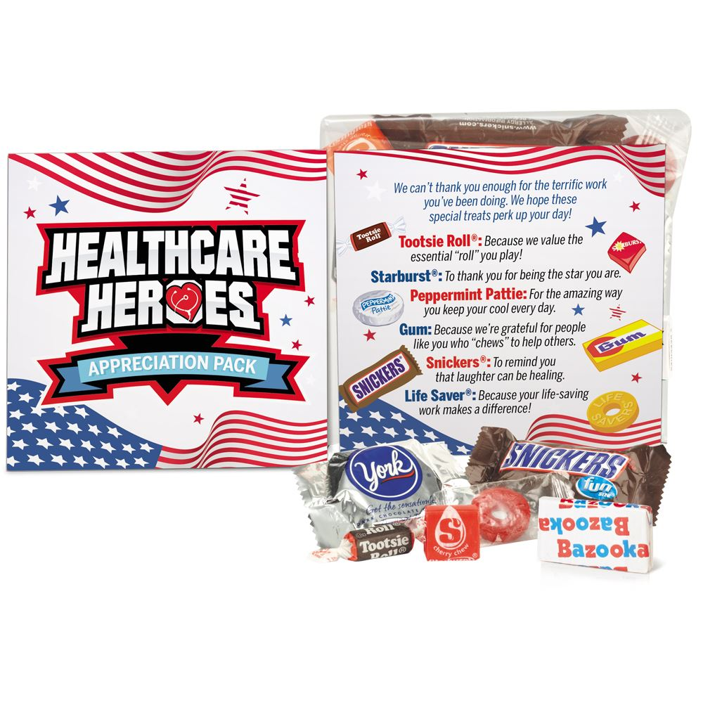 Healthcare Heroes Appreciation Pack