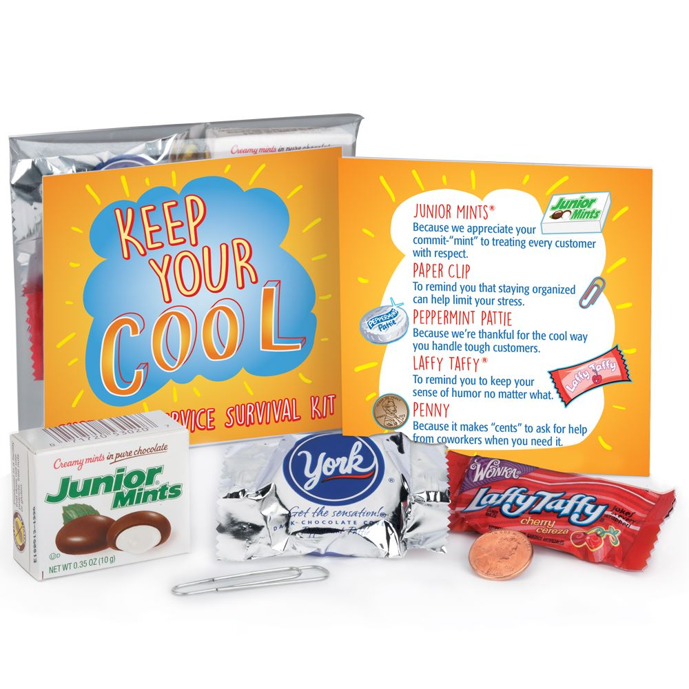 Keep Your Cool Customer Service Survival Kit