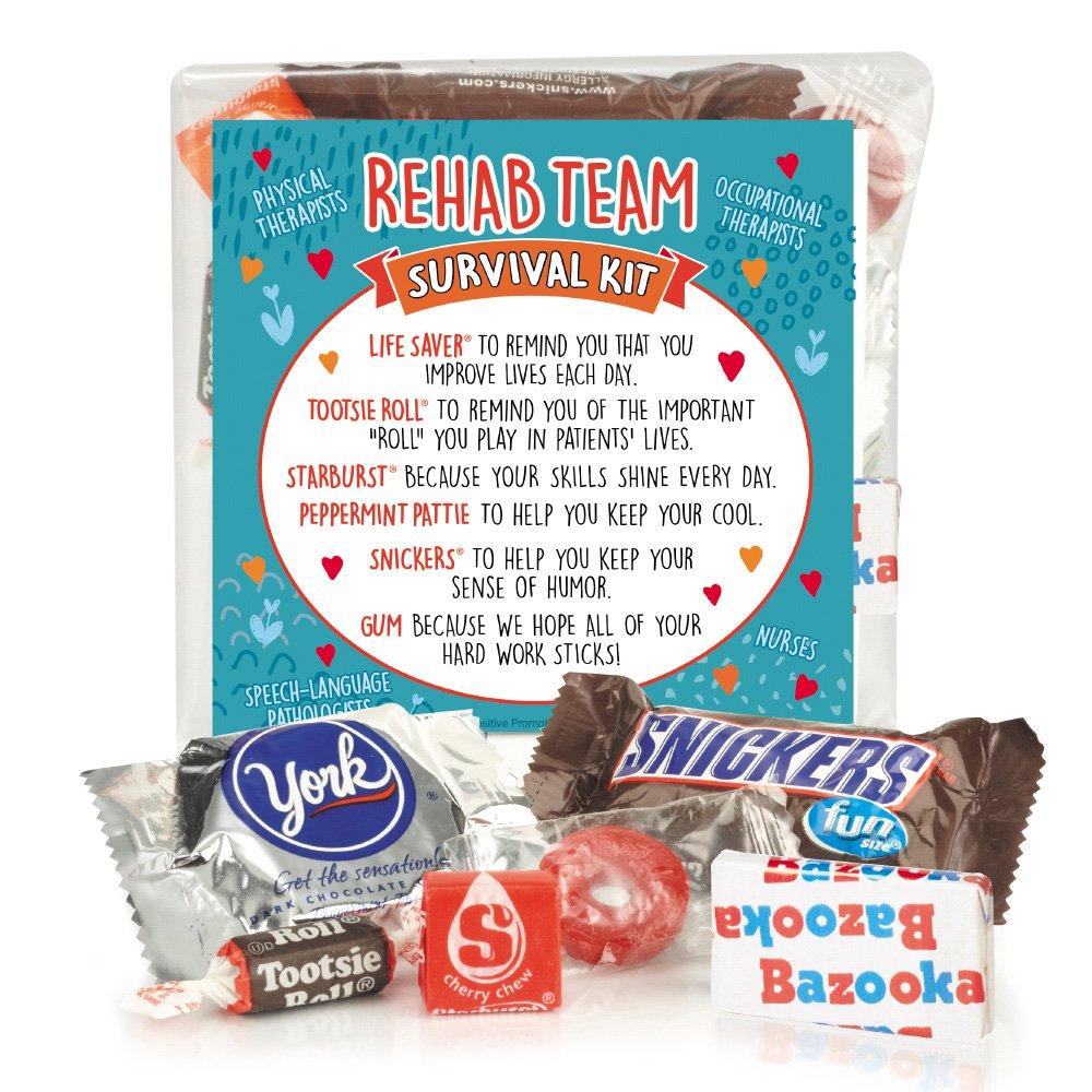 Rehab Team Survival Treat Kit