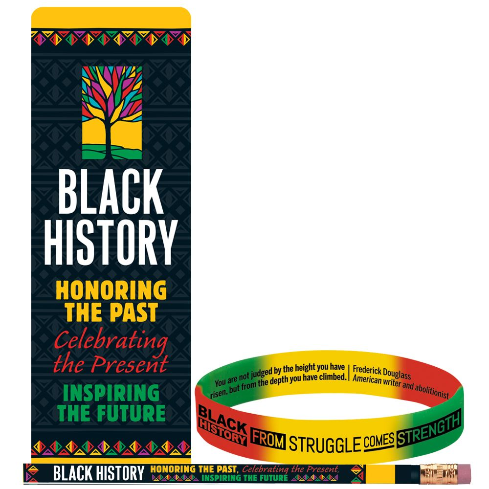 Black History: Honoring The Past, Celebrating The Present, Inspiring The Future Value Pack
