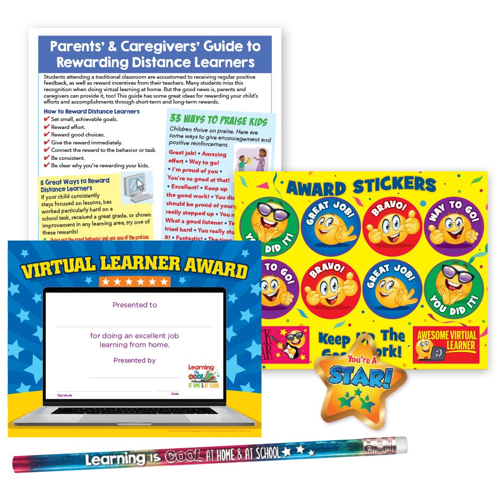 Parent-Student Reward Kit