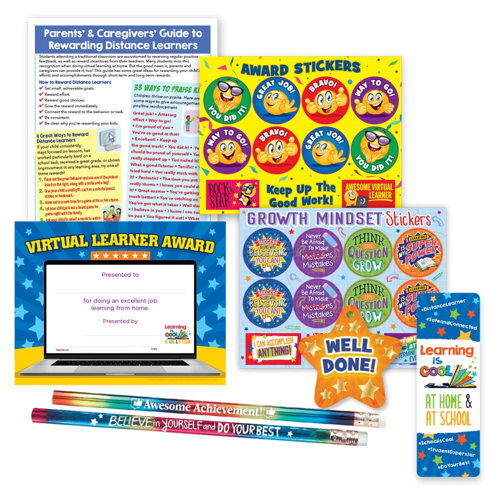 Parent-Student Deluxe Reward Kit