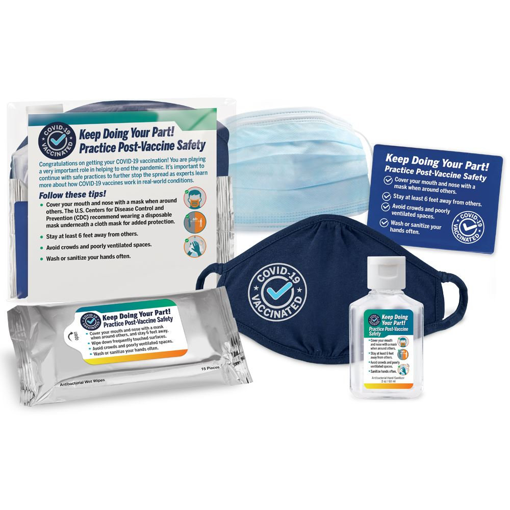 COVID-19 6-in-1 Vaccinated Kit