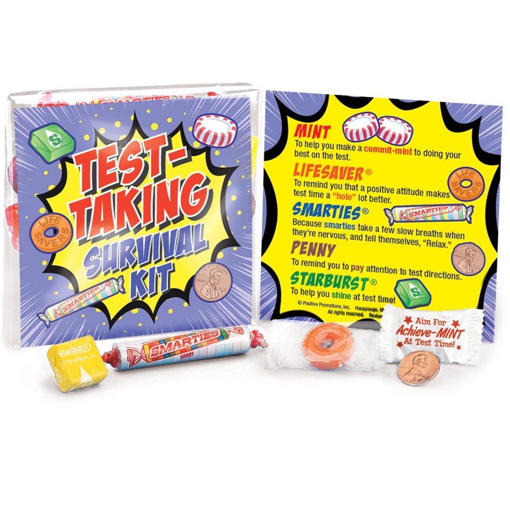 Test-Taking 25-Piece Survival Kit