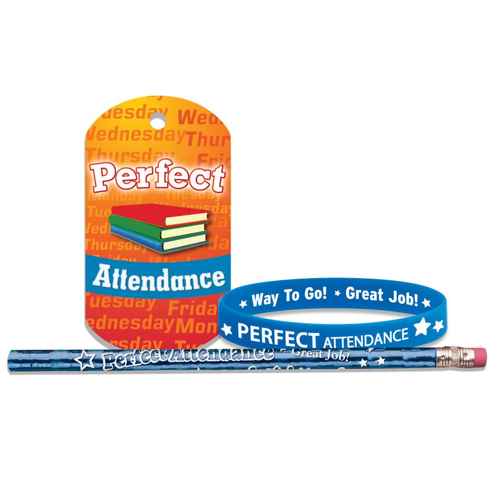 Perfect Attendance 10-Piece Value Pack