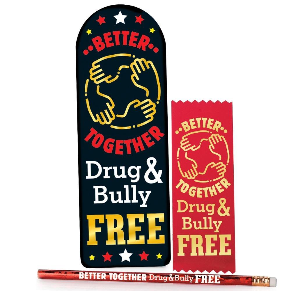 Better Together: Drug & Bully Free Kit - Pack of 25