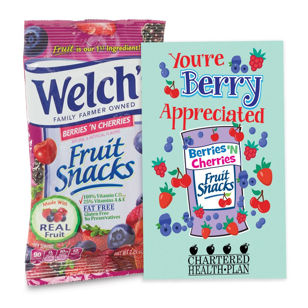 You're Berry Appreciated Treat Pack - Personalization Available