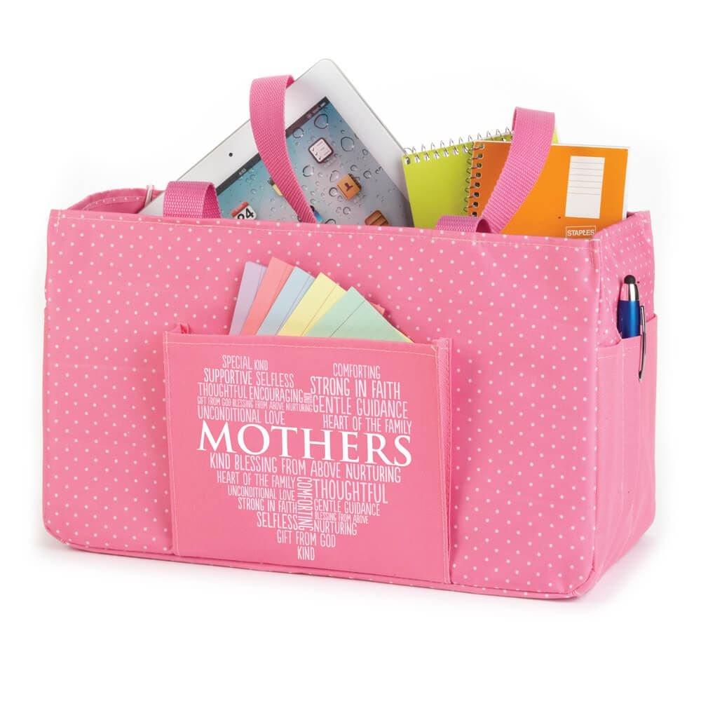 Mothers Word Cloud Lynbrook Utility Tote Bag