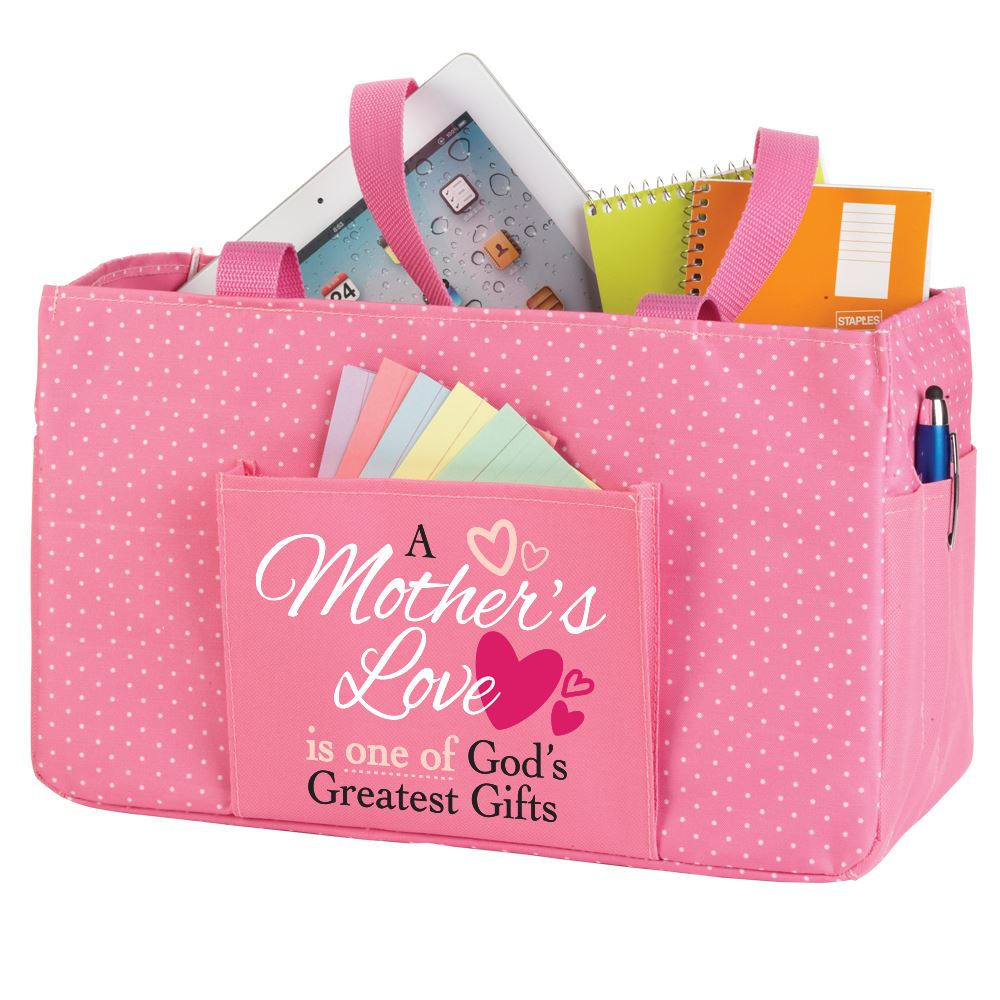 A Mother's Love Is One Of God's Greatest Gifts Lynbrook Utility Tote