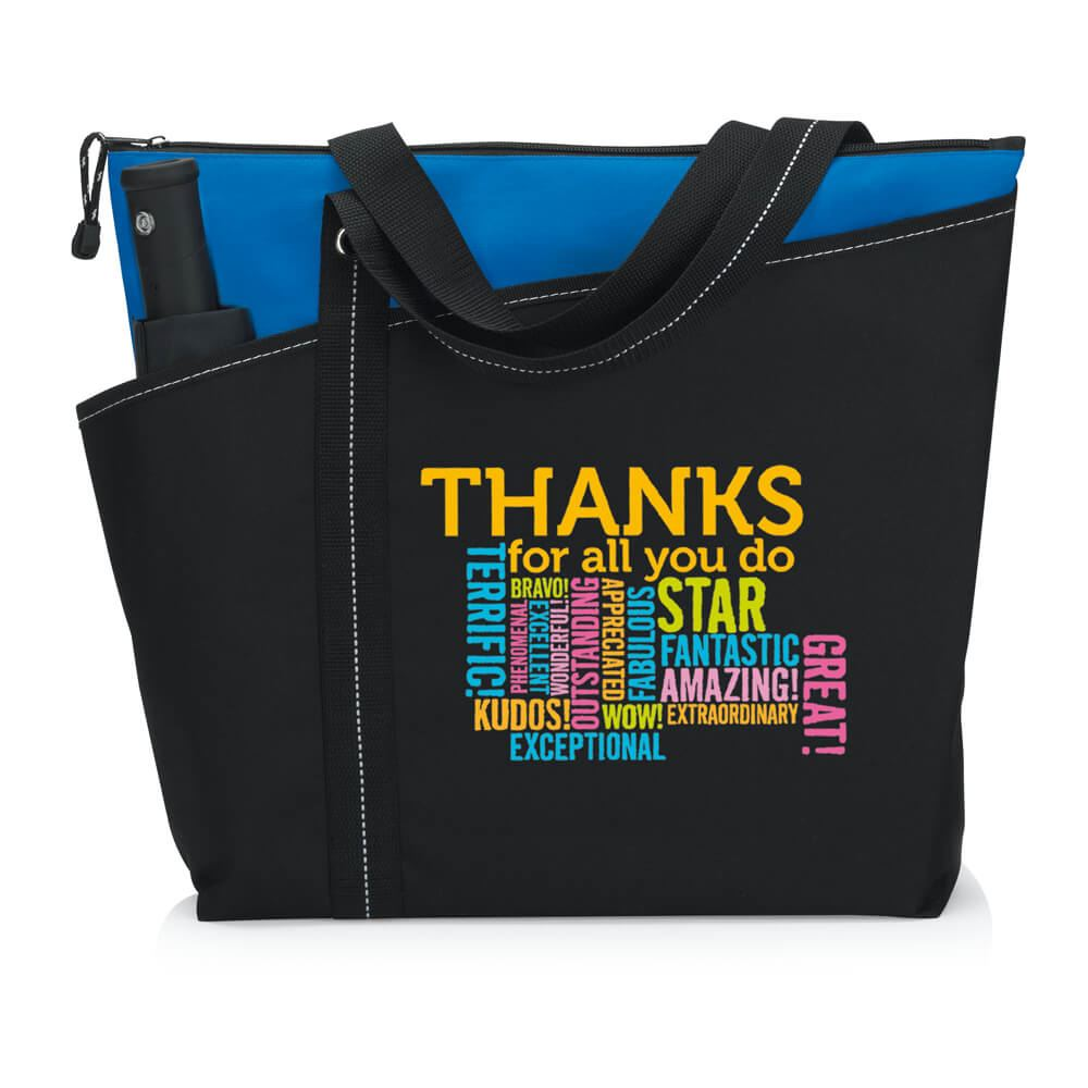 thanks for all you do meadowbrook tote bag