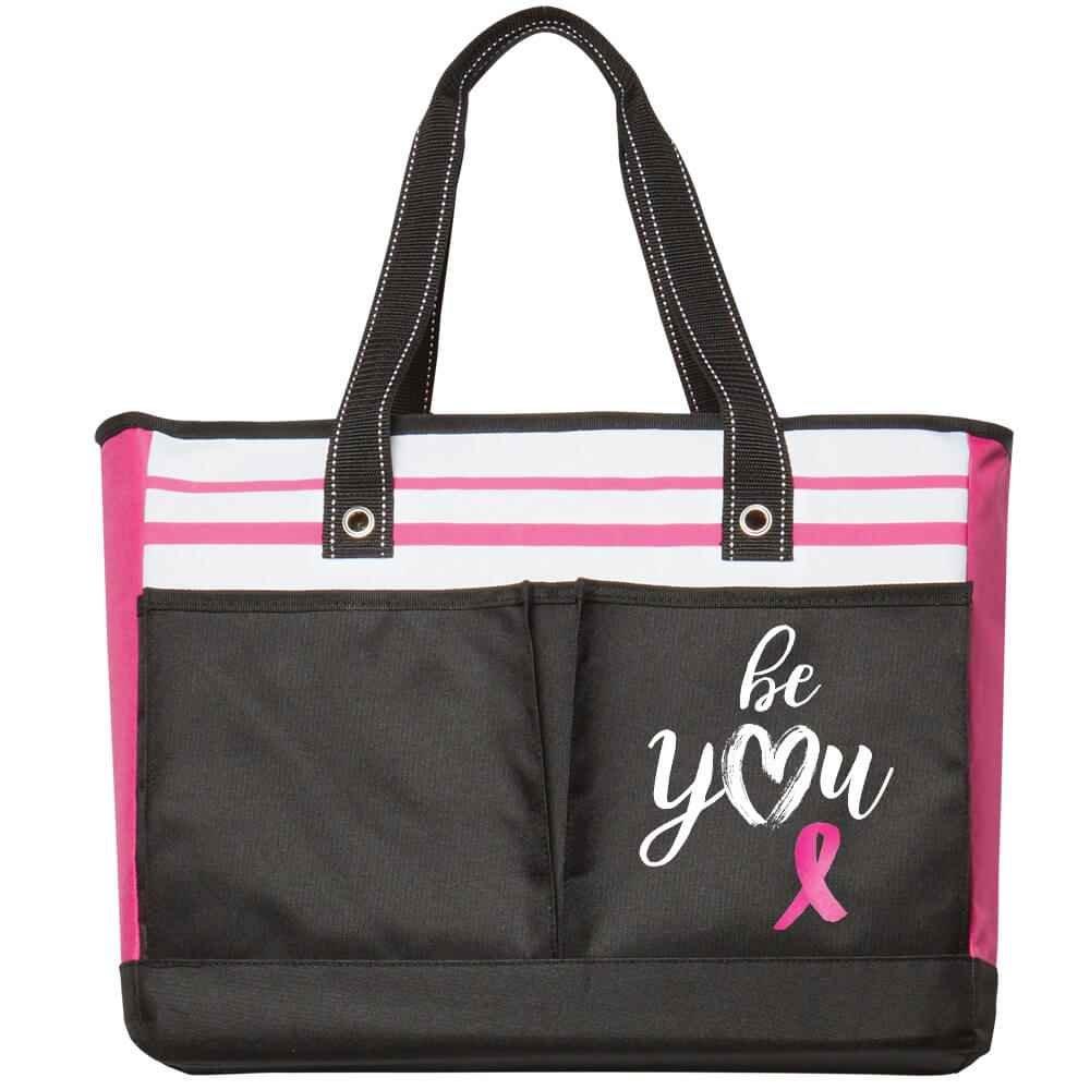 Be You Traveler Two-Pocket Tote Bag