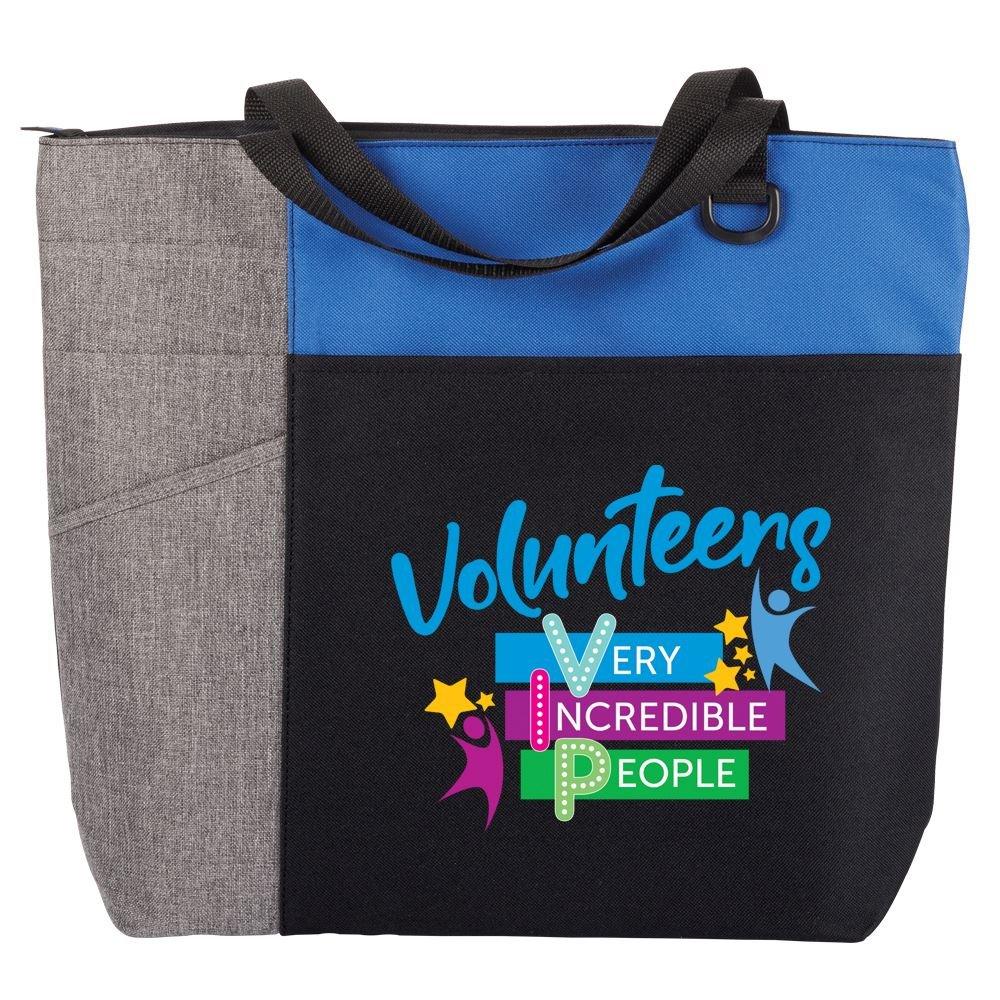 Volunteers: Very Incredible People Ashland Tote Bag