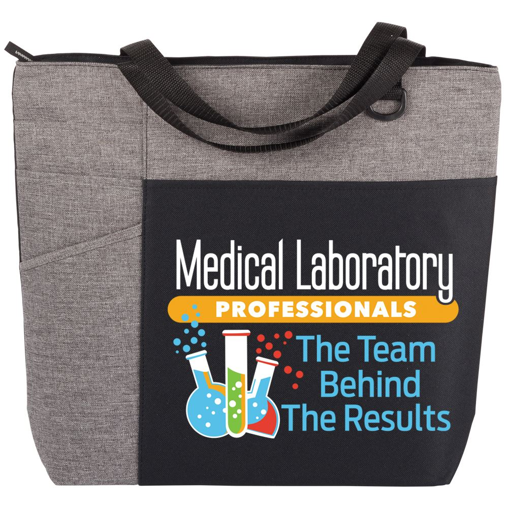 Medical Laboratory Professionals: The Team Behind The Results Ashland Tote Bag