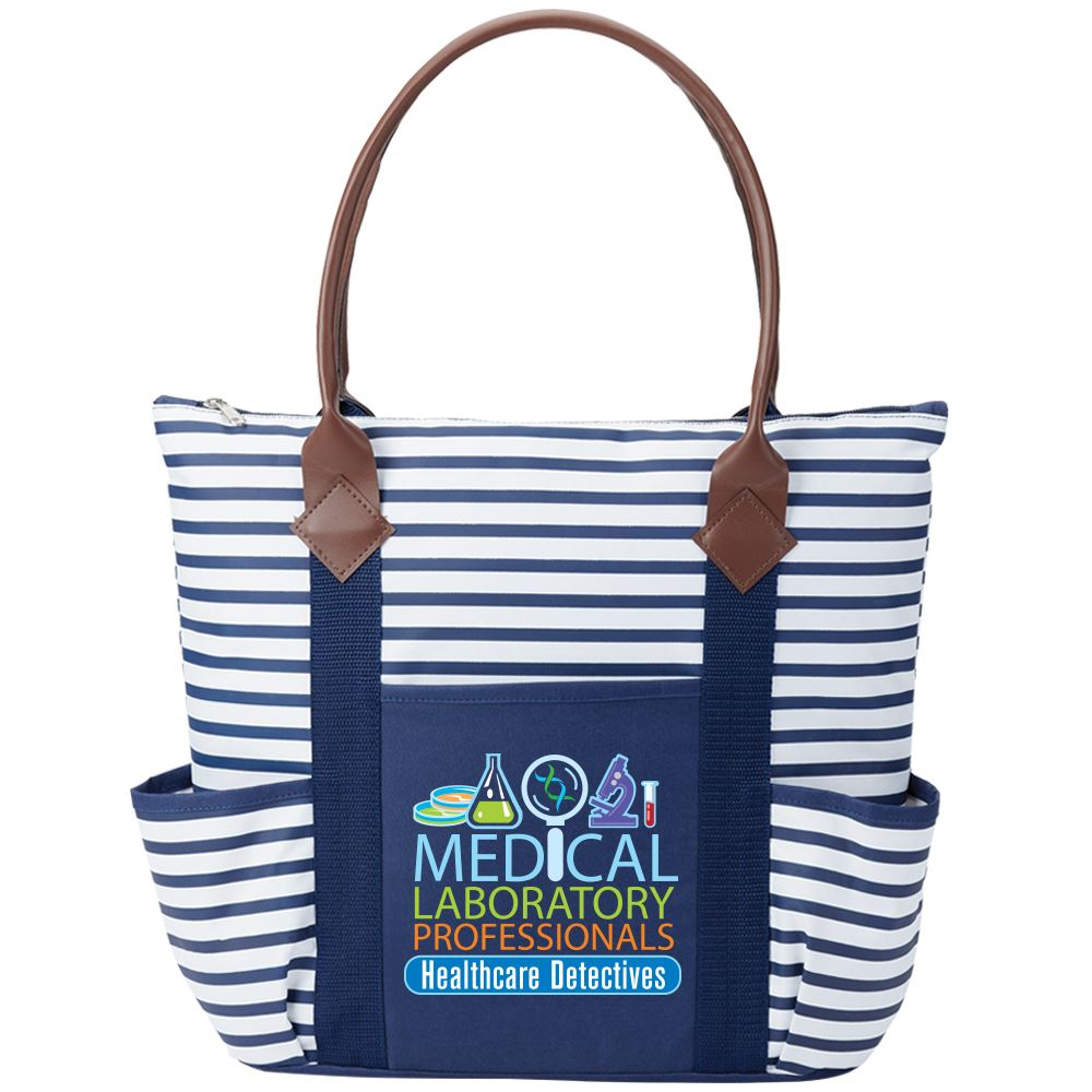 Medical Laboratory Professionals Healthcare Detectives Nantucket Tote Bag